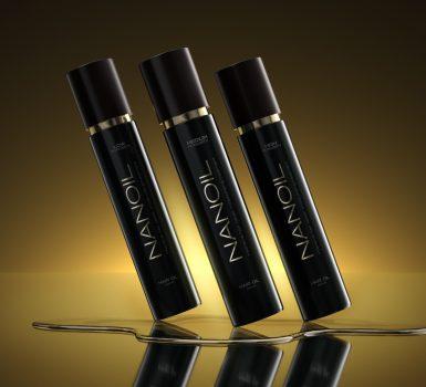 Nanoil Zadba o każdy rodzaj włosów