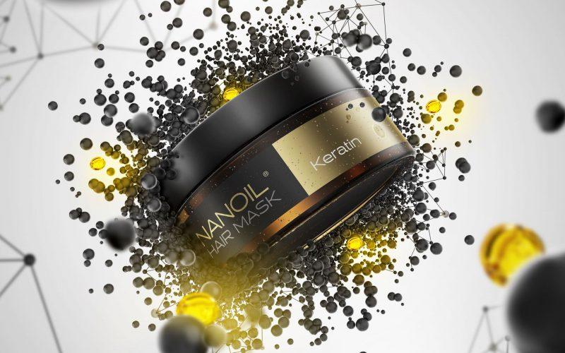 Nanoil maska do włosów z keratyną - cena i opinie